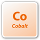 Co Cobalt