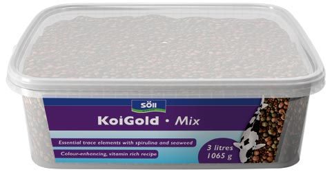 KoiGold Mix - Complete care for all Koi