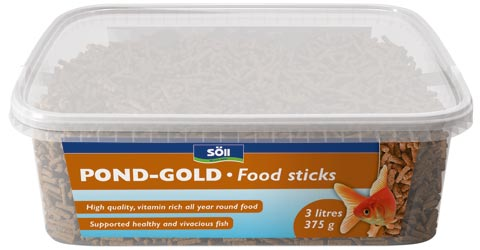 POND GOLD Food Sticks en
