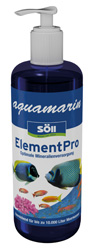 aquamarin ElementPro - Optimale Mineralienversorgung